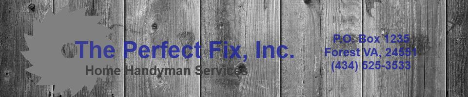The Perfect Fix, Inc.